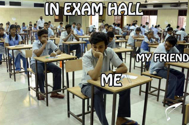 In-Exam-Hall