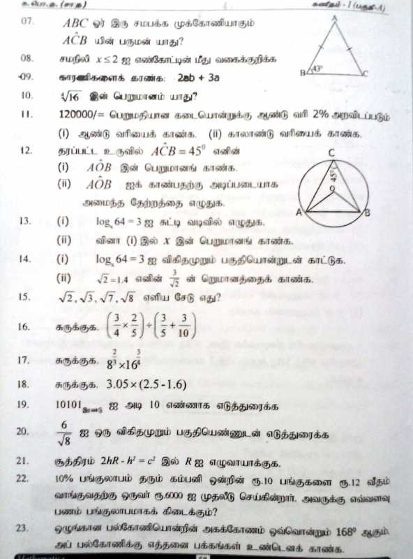 math worksheet : maths past papers grade 8 sri lanka  exampapers lk search results  : Grade 8 Maths Past Papers In Tamil Medium